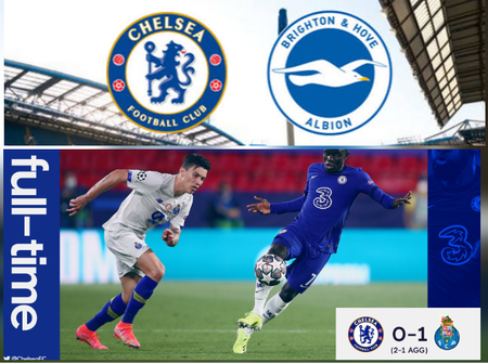 After Chelsea Lost 1-0, See Their Next Fixture In The Premier League