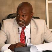 Omanga, Cheruiyot React After Removal of Caleb Kositany as Jubilee Deputy Secretary General