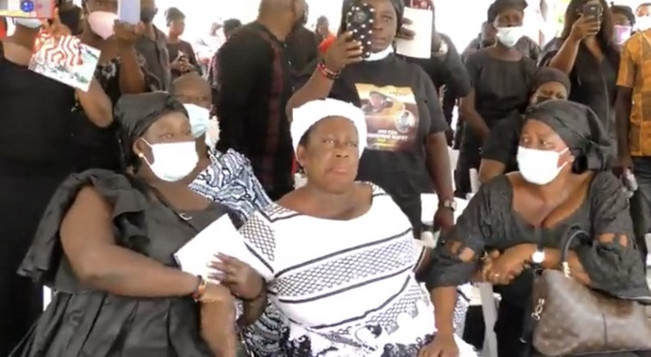 840ab31c5f4b45258b79069c0549bc18?quality=uhq&resize=720 - Sad Scenes From Eddie Nartey's Wife's Funeral; Mother Of The Deceased Cries Uncontrollably- Photos