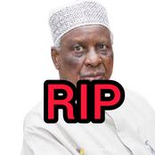 Death Has Taken Away Another Prominent Nigerian