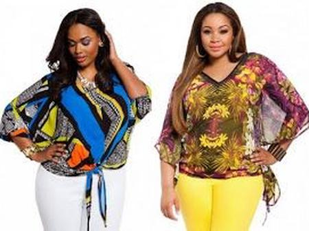 Latest Trendy Chiffon Top Styles Suitable For Decent And Sophisticated Fashionistas