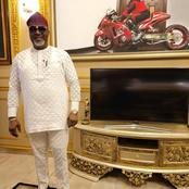 Check Out What Dino Melaye Tweeted About Himself That Has Got People Reacting.