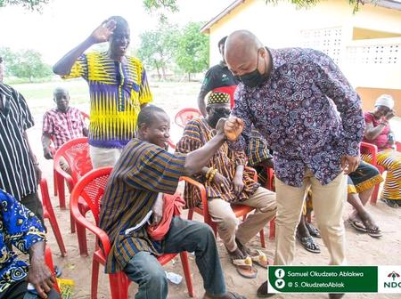 Voltarians Proud Son: Ablakwa Gets Full Support From Volta Region Over His Resignation