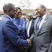 The Secretive Life of Uhuru Kenyatta's Younger Brother, Muhoho Kenyatta