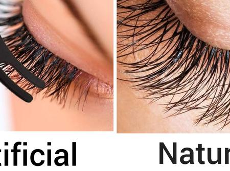 Stop Applying Artificial Eyelashes, It's Dangerous - See How You Can Grow It Naturally At Home