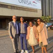 ANC's Pule Mabe is a family Man, Meet His Beautiful Family