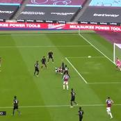 'He Scored Rooney-Like Goal' - Fans Reacts As Antonio Score Brilliant Bicycle Kick (Photos)