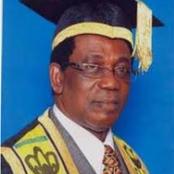 Biography Of Prof Kwesi Yankah