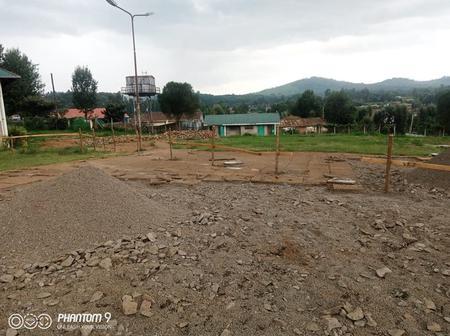 Construction Of Nyansiongo Modern Market In Borabu Constituency, Nyamira County Has Kicked Off