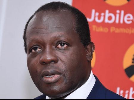 BREAKING : Six Senators Expelled by Jubilee Party