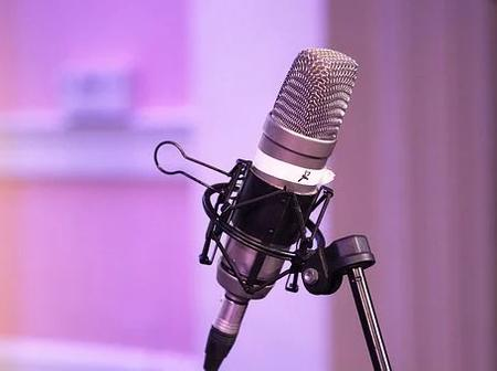 What is podcast How to upload a voice to a podcast.  What are the things that will be needed