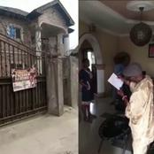 Reactions As Family Seek Justice After Son Allegedly Donated The Family House As A Seed To Church