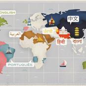 Les dix langues les plus parlées dans le monde