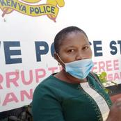 The Woman Whose Lover Died in The Act At Mombasa Finally Breaks Silence, Narrates What Happened