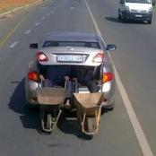 Hilarious car moments only South Africans can explain