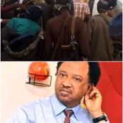 After Bandits Abducted 300 schoolgirls, See what Shehu Sani said about those covering Bandit's crimes