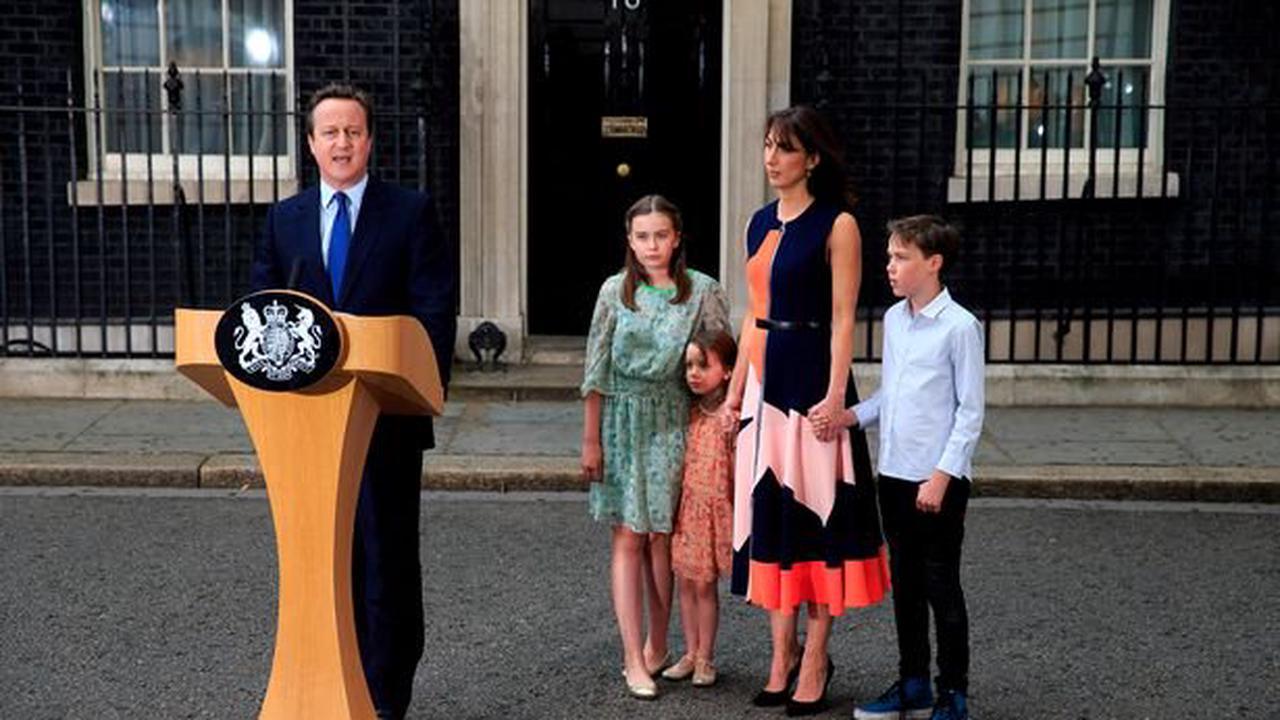 Sunak confirms Cameron's lobbying activities over Greensill Capital