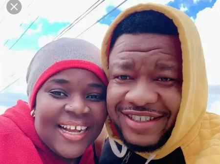 Check Out These Cute Pictures of Nollywood Actor, Browny Igboegwu And His Wife