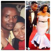 Pictures of Sfiso and Ayanda Ncwane before fame and after fame