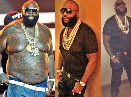 How Rick Ross lost over 50 Kg: Some of his body transformation tips you can try now