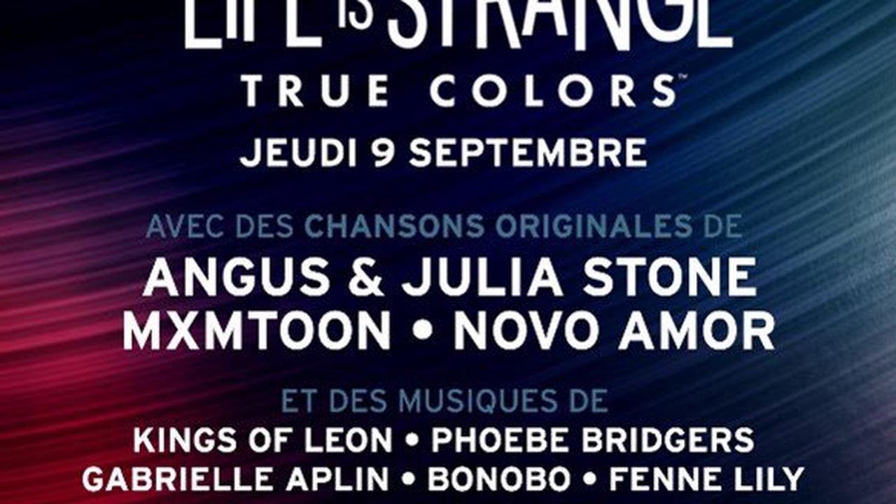 Life is Strange: True Colors dévoile sa bande son