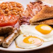Three healthy breakfast ideas