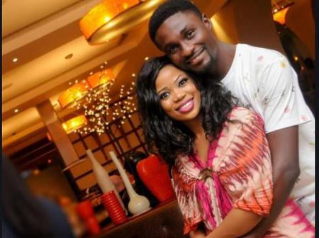 'Proud of you': Adeniyi Johnson Showers Love on His Wife Over New Achievement
