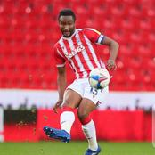 Super Eagles and Chelsea FC Legend John Obi Mikel guides his English club to a 2-0 victory