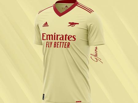 Next Season Arsenal Concept Kit Leaked And Is The Best
