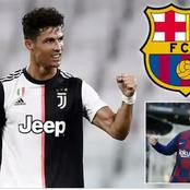 Revealed; Cristiano Ronaldo's Big Move To Barcelona As Juventus Seeks To Reduce Massive Wage Bill