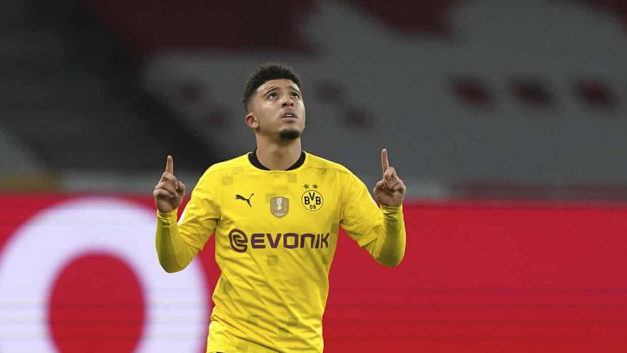 Manchester United increase offer for Jadon Sancho to £73m