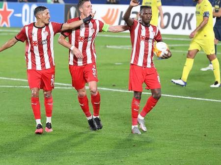 Super Eagles stars shine in Villarreal's 5-3 victory over Sivassapor in the UEFA Europa League