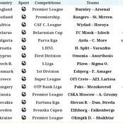 Massive Super Saturday Soccer Predictions set to Secure Mega Win.