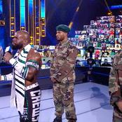 Apollo Crews Speaks Nigeria accents that got people talking