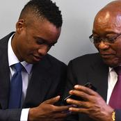 Duduzane want to be like his dad, as he kickstart his campaign to be RSA PRESIDENT ELECT