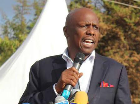 Gideon Moi's Message At Kisii That Has Sparked A lot Of Reactions From DP Ruto Allies