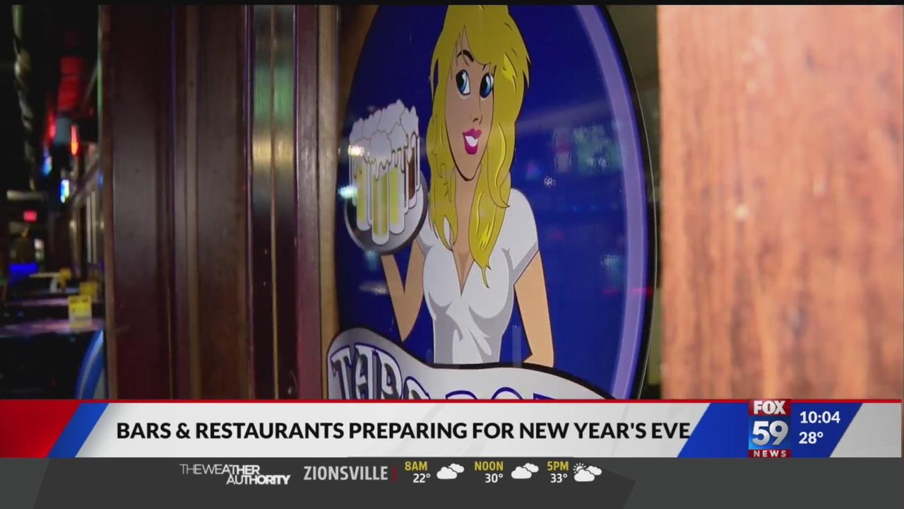Marion County bars wait to see if Indy calls for Fishers-like NYE curfew