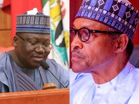 Lawan Breaks Silence, Read What He Said About President Buhari