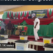 [VIDEO] FAYOSE And MAKINDE Saga; See What Fayose Did At The PDP Zonal Congress That Sparked Reaction