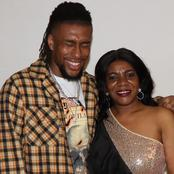 See Lovely Pictures From Alex Iwobi Mother's Birthday