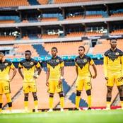Kaizer Chiefs secured their win against Petro atletico de luanda, check out the pictures