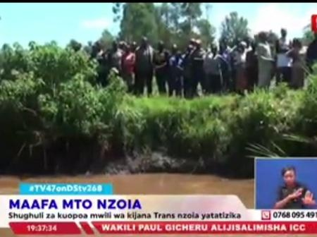Agony of Family After Divers Fail to Locate a Drowned Body of a Moi University Student