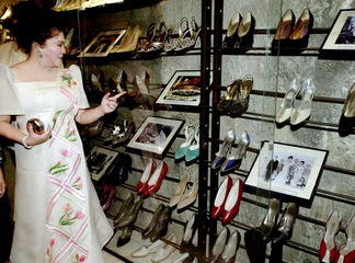 Meet Imelda Marcos, The Woman With 3,000 Pair Of Shoes