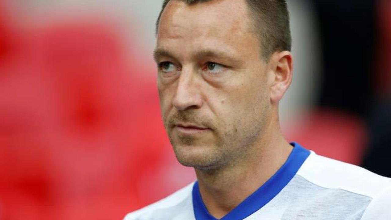 Aston Villa n'a pas reçu d'offres pour Terry
