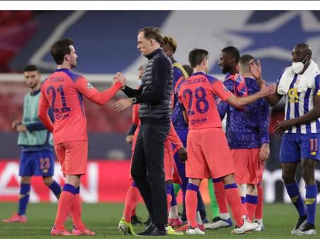 UCL: We Loss Together, We Win Together And That Brings Us Together.  Thomas Tuchel