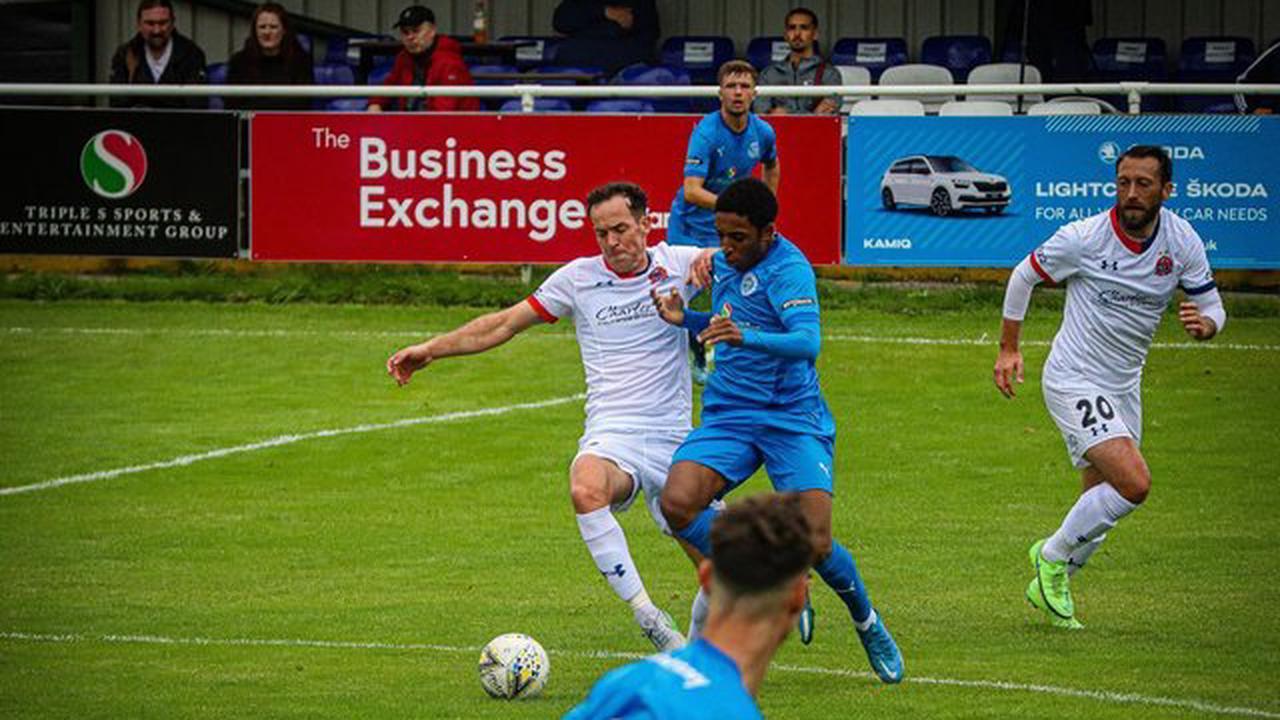 Warrington Rylands 1 AFC Fylde 1: Nick Haughton comes off bench to earn draw for Fylde