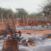 Villagers Run For Their Lives As Heavily Armed Bandits Take Control Of A Village In Garissa County