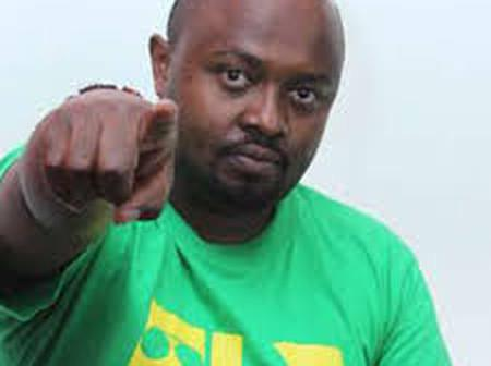 The First Kenyan Comedian To Declare On National Radio He Will Be Vying For President 2022
