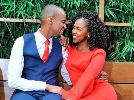 'It Is Not What You Think,' Waihiga Mwaura's Wife Clears The Air After This Was Noticed In Her Photo