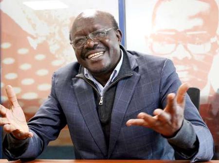 'I Reached Out To Raila Odinga, James Orengo And Kivutha Kibwana' Dr Mukhisa Kituyi